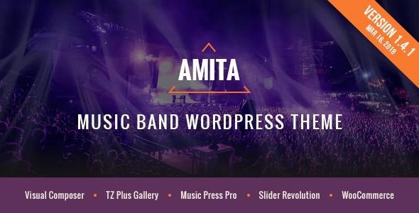 Test du thème WordPress AMITA , découvrez notre avis