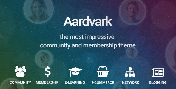 Test du thème WordPress Aardvark , découvrez notre avis