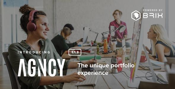 Test du thème WordPress Agncy , découvrez notre avis