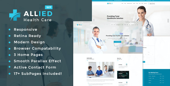 test Allied Health Care - Health And Medical WordPress Theme