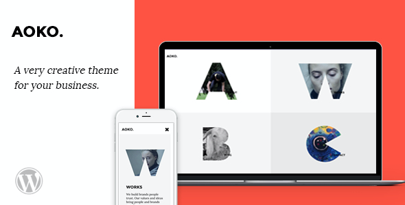 test Aoko - Creative WordPress Theme