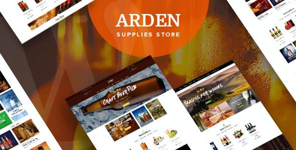 Test du thème WordPress Arden , voici notre avis