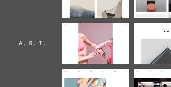 Test du thème WordPress Art. Simple , découvrez notre avis