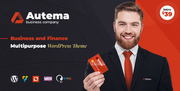 test Autema - Quick Loans, Bitcoin, Business Coach and Finance Consulting WordPress Theme