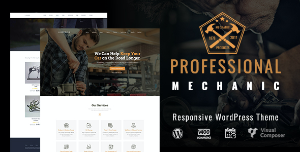test Auto Repair & Car Mechanic | Mechanic Workshops, Auto Repair and Cars WordPress