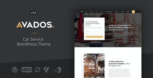 Test du thème WordPress Avados , voici notre avis