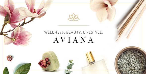 Test du thème WordPress Aviana , voici notre avis