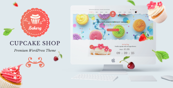 Test du thème WordPress Bakery Premium WordPress Theme , découvrez notre avis