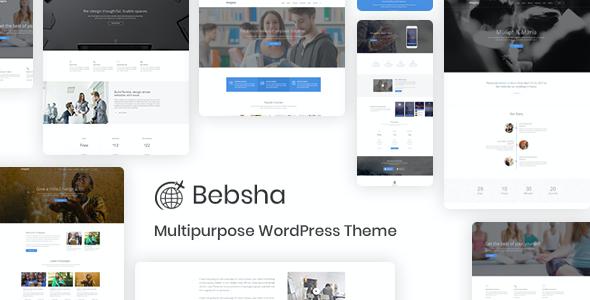 Test du thème WordPress Bebsha , découvrez notre avis