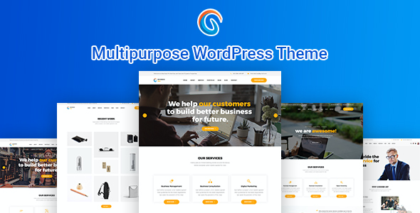 test BizCop- Multipurpose WordPress Theme