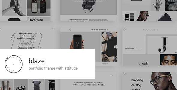 Test du thème WordPress Blaze , découvrez notre avis