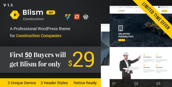 Test du thème WordPress Blism , voici notre avis