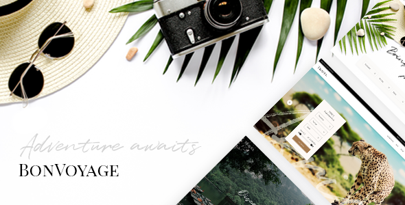 test BonVoyage - A Travel Agency and Tour Booking Theme