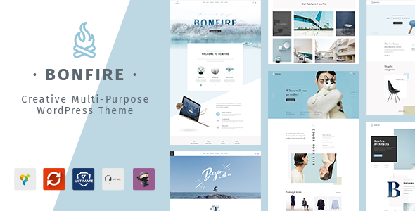 test Bonfire - Creative Multipurpose WordPress Theme
