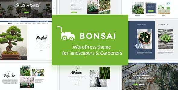 Test du thème WordPress Bonsai , voici notre avis