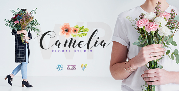 test Camelia | Floral Studio WordPress Theme