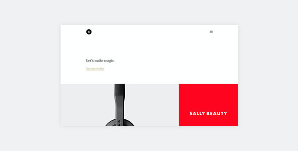 test Candar - Freelancers & Agencies Responsive WordPress Theme