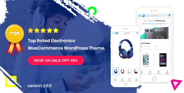 Test du thème WordPress Cena Store , découvrez notre avis