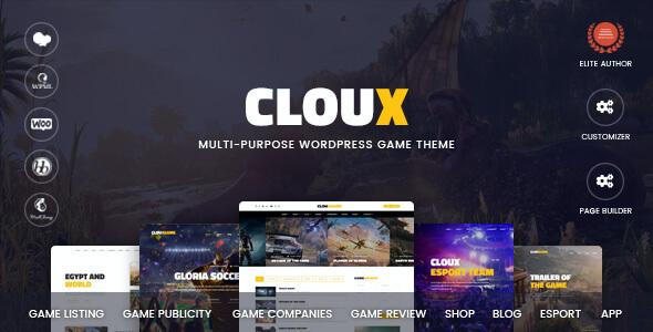 Test du thème WordPress Cloux , découvrez notre avis