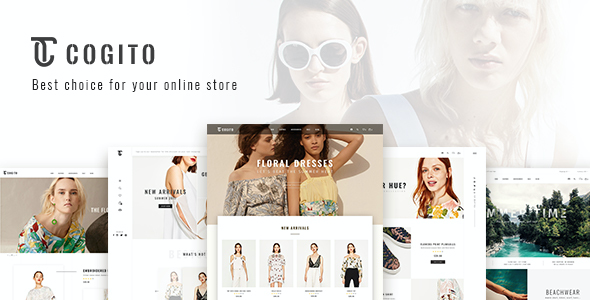test Cogito - Clean, Minimal WooCommerce Theme