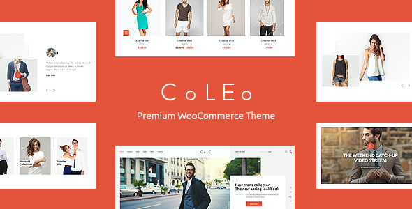 test Coleo | Fashion Clothing Store WP Theme
