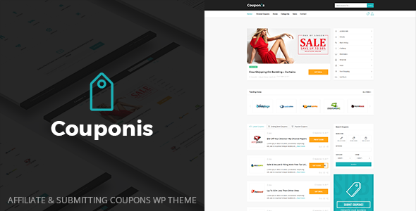 test Couponis - Affiliate & Submitting Coupons WordPress Theme