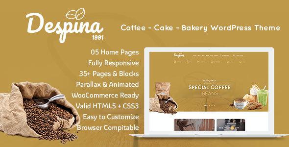 Test du thème WordPress Despina , voici notre avis
