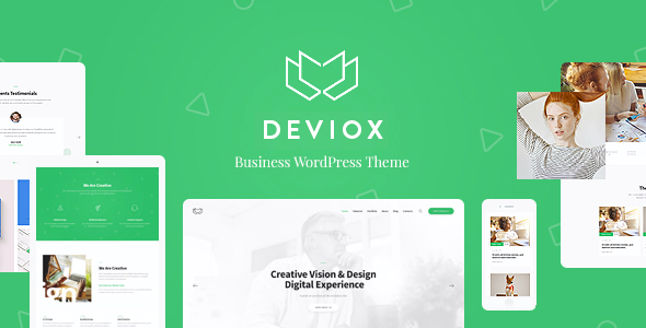 Test du thème WordPress Deviox , découvrez notre avis