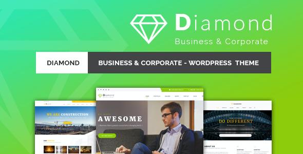 Test du thème WordPress Diamond , voici notre avis