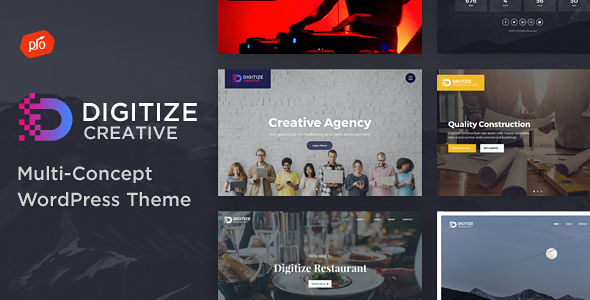 test Digitize - Creative Multi-Concept Theme