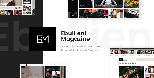 test Ebullient - A Modern News and Magazine Theme