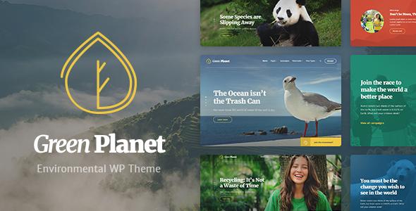 Test du thème WordPress Ecology , voici notre avis