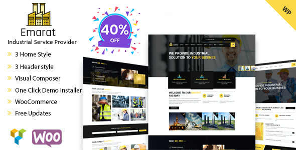 test Emarat-Industry & Business WordPress Theme