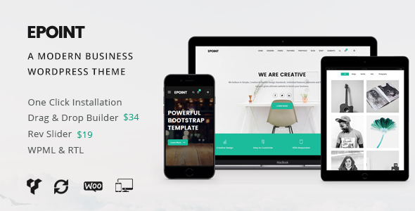 test Epoint | A Modern Business WordPress Theme