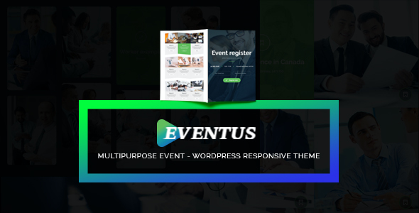 test Eventus - Event and Conference WordPress Theme