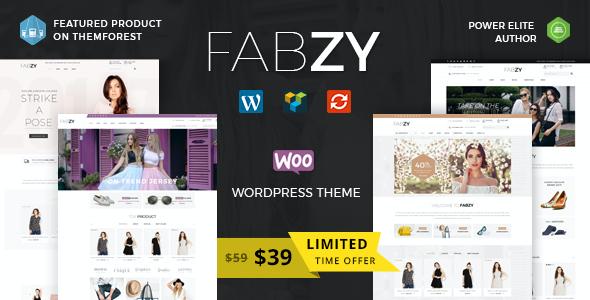 Test du thème WordPress Fabzy , découvrez notre avis