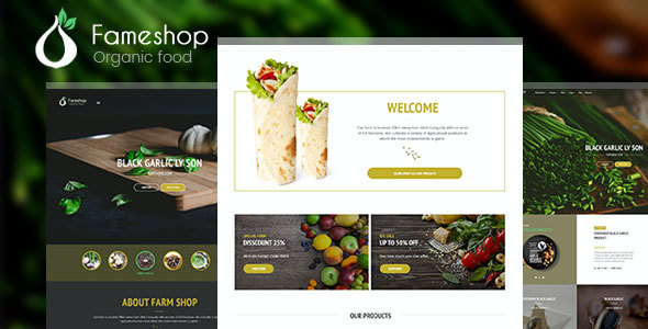 test Fameshop - Responsive WooCommerce WordPress Theme