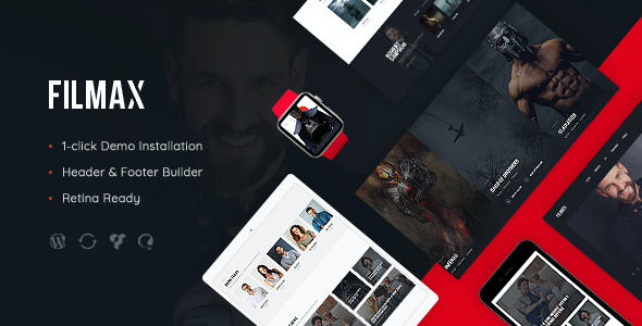 test Filmax | Movie Magazine WP Theme