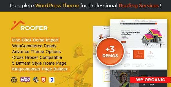 Test du thème WordPress FixRoof , voici notre avis