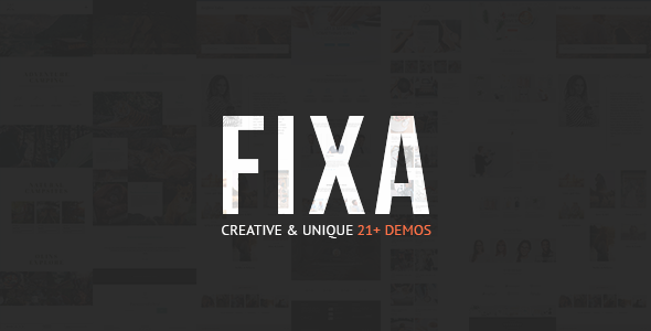 test Fixa WooCommerce WordPress Theme