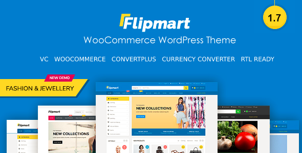 test Flipmart - Responsive Ecommerce WordPress