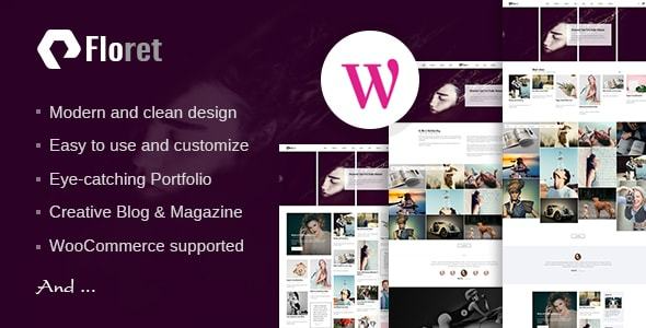 test Floret - Creative Multipurpose WordPress Theme