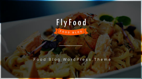 test FlyFood - Catering and Food WordPress Theme