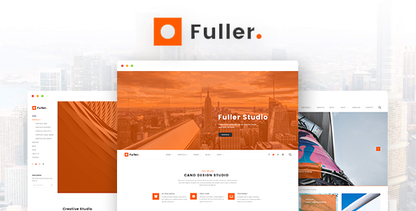 test Fuller - Creative Portfolio, Resume & Agency WordPress Theme