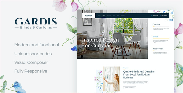 test Gardis | Blinds and Curtains Studio & Shop