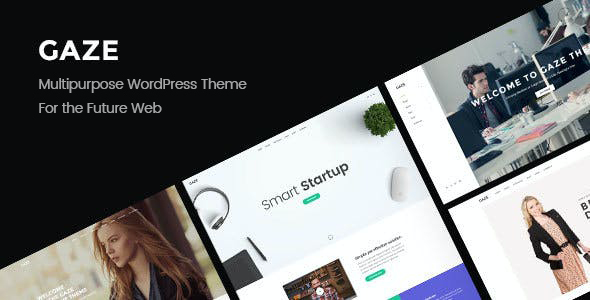 test Gaze | Responsive Multipurpose WordPress Theme