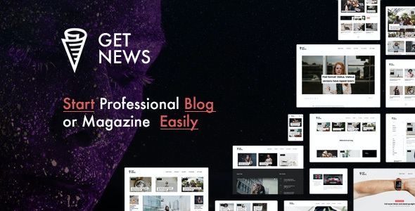 test GetNews - Blog & Magazine WordPress Theme