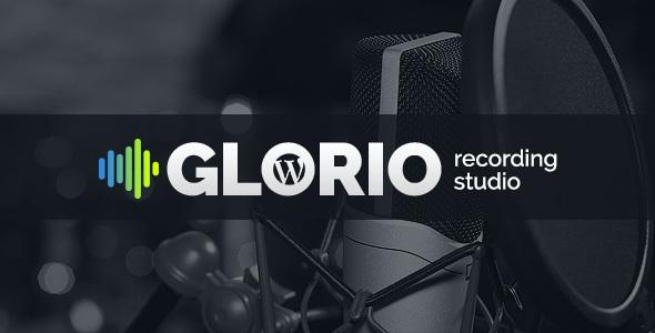 Test du thème WordPress Glorio , voici notre avis