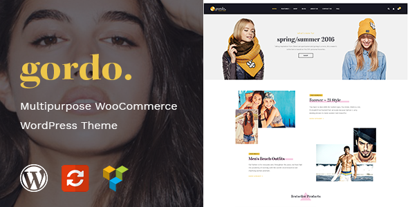 test Gordo - Fashion Responsive WooCommerce WordPress Theme
