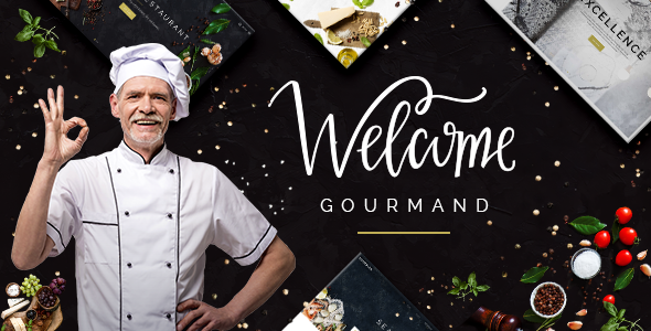 test Gourmand - An Exquisite Restaurant and Bistro Theme